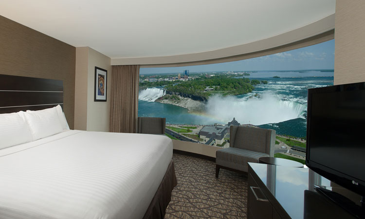 Embassy Suites by Hilton Niagara Falls - Fallsview Hotel, Canada - Panoramic Fallsview Suite Package