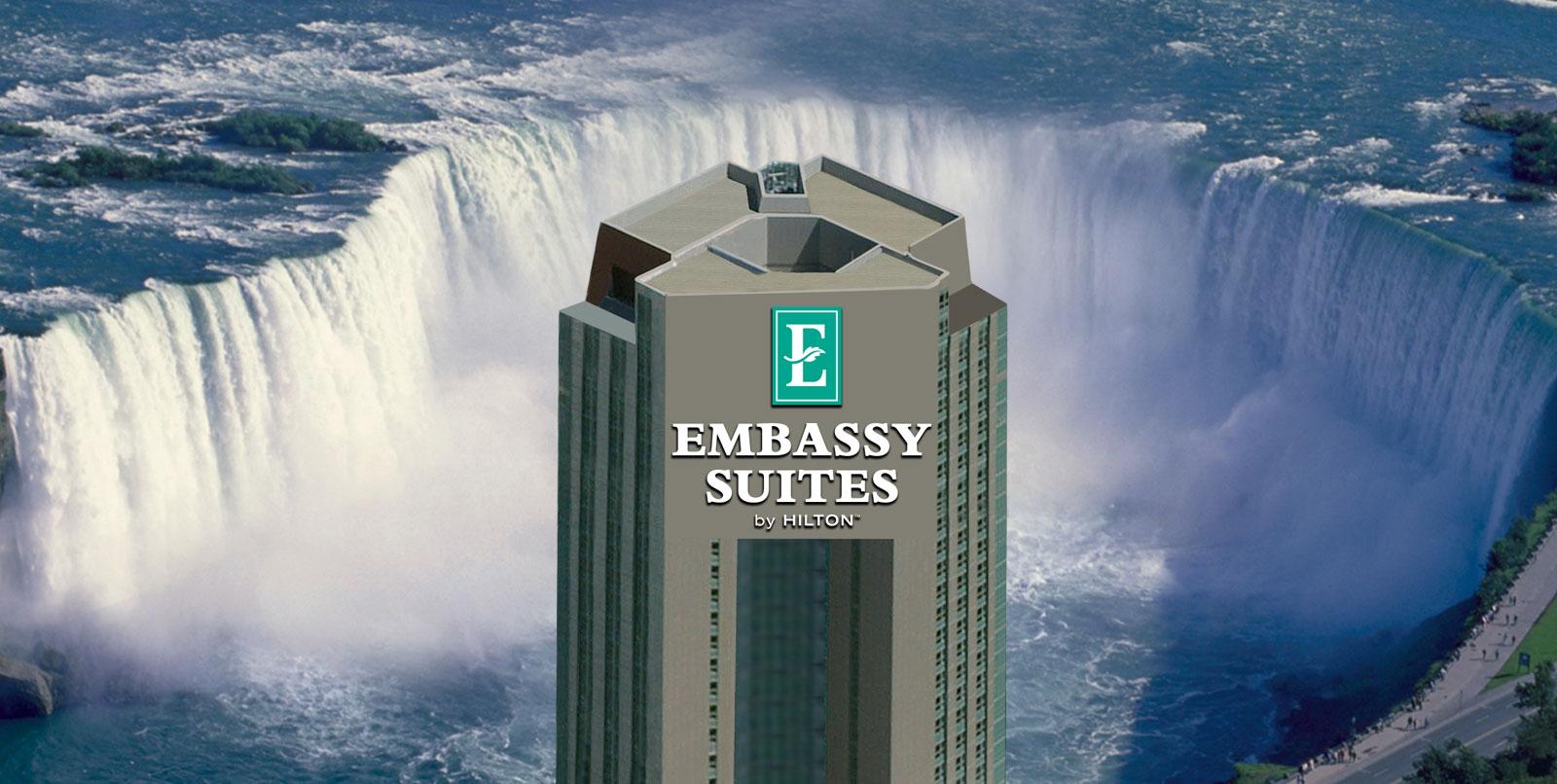 Hilton Hotel And Suites Niagara Falls Ontario