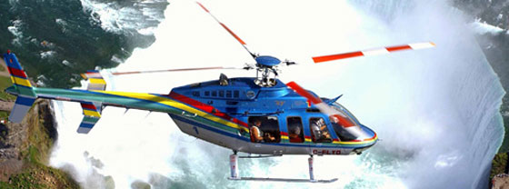 Embassy Suites by Hilton Niagara Falls - Fallsview Hotel, Canada - Niagara Helicopter Package